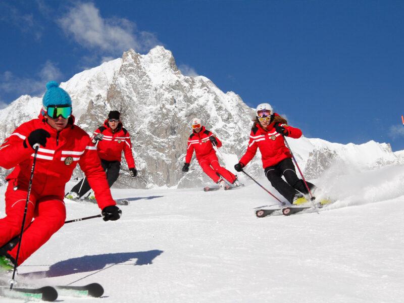 A sciare ti accompagnamo noi